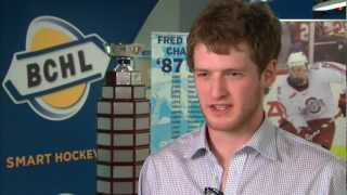 Sportsnet Pacific BCHL Report on Powell River's Craig Dalrymple