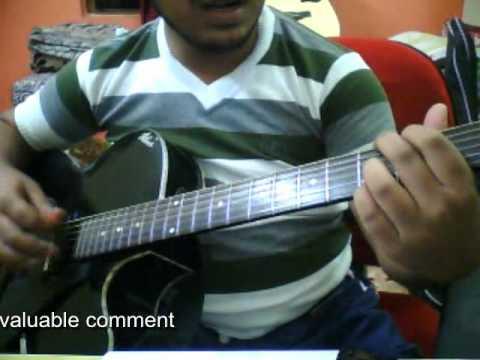 Guitar tu zaroori guitar chords : Vote No on : zra Guitar Lesson