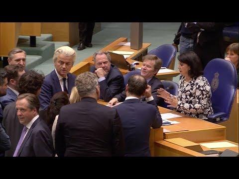 Aftreden Zijlstra: Alle fractievoorzitters zijn boos op Mark Rutte