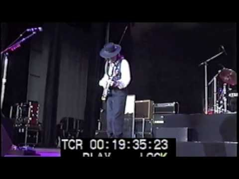 Stevie Ray Vaughan6-13-1990Collins' Shuffle