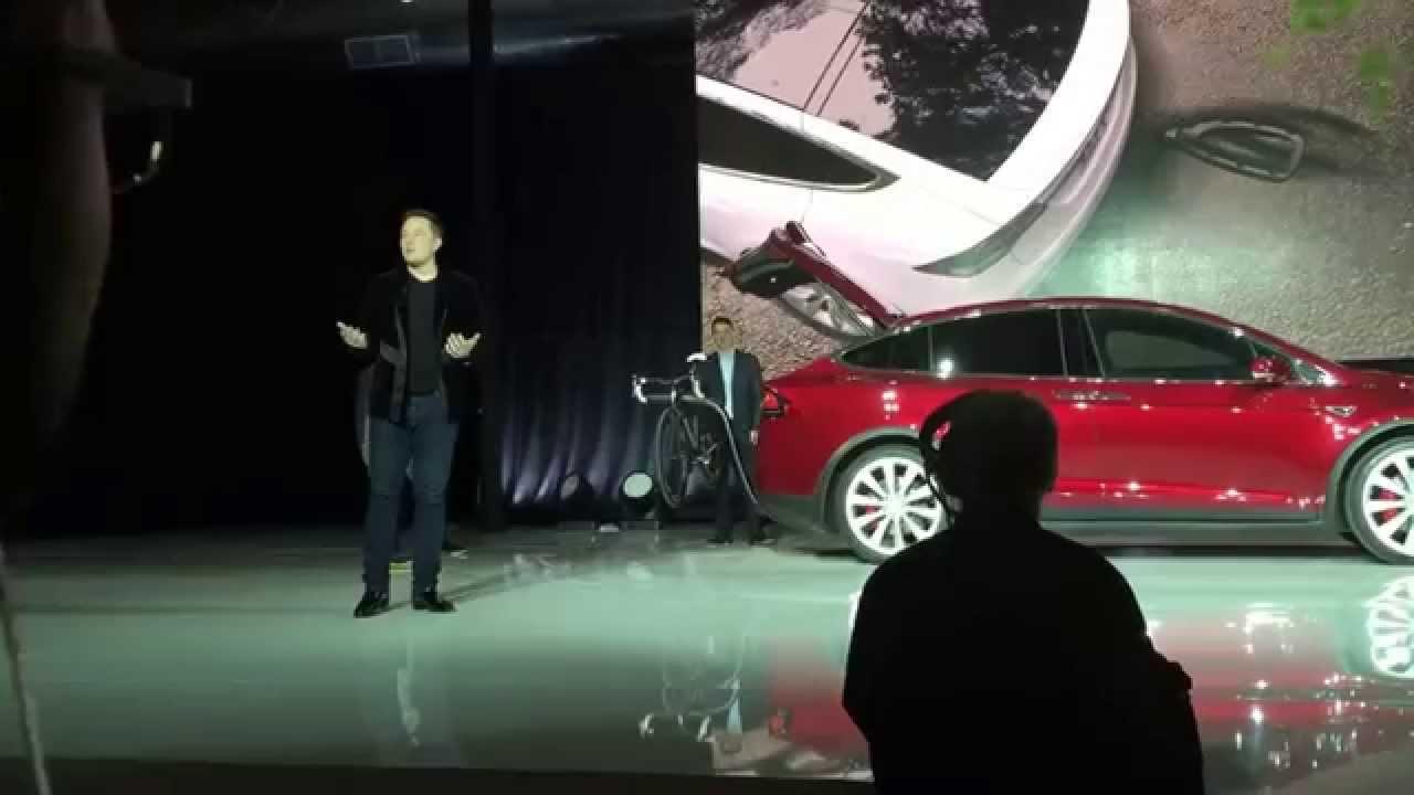 Tesla Model X Bike Ski Snowboard Rack Youtube