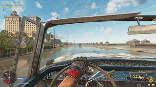 Far Cry 6 - Free Roam City Driving + Street Race Gameplay! 4k 60fps RTX 3090 PC screenshot 5