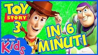 Історія іграшок 3   Raccontato в 6 під хвилини - фільм Дісней Піксар