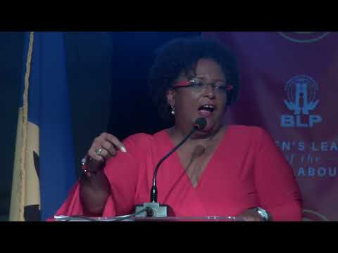 Feature Address of the 79th Annual BLP Conference by Mia Amor Mottley