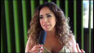 Daniela Mercury Entrevista Exclusiva