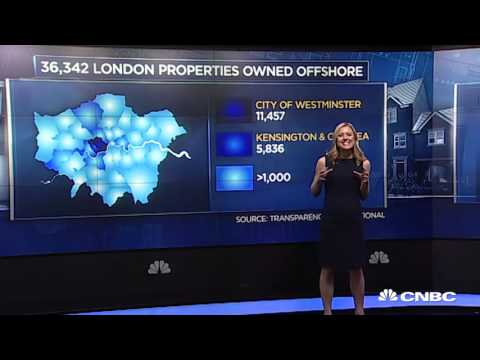 How Many London Properties Are Owned By Money Launderers? | CNBC International