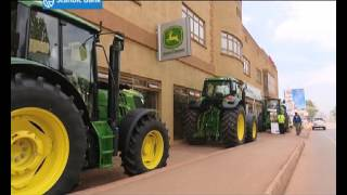 Opportunity bank offers farmers affordable equipment leasing