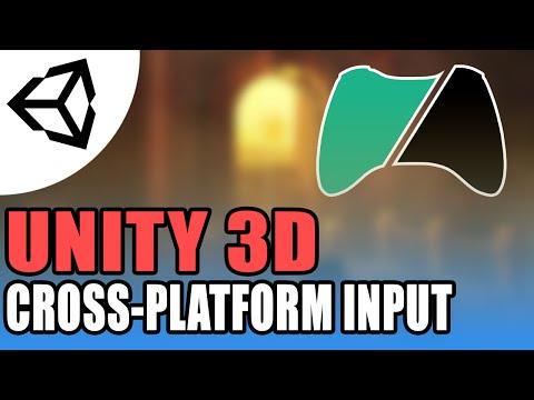 Unity 5 Cross-platform input (Incontrol) - Unity 3D[Tutorial