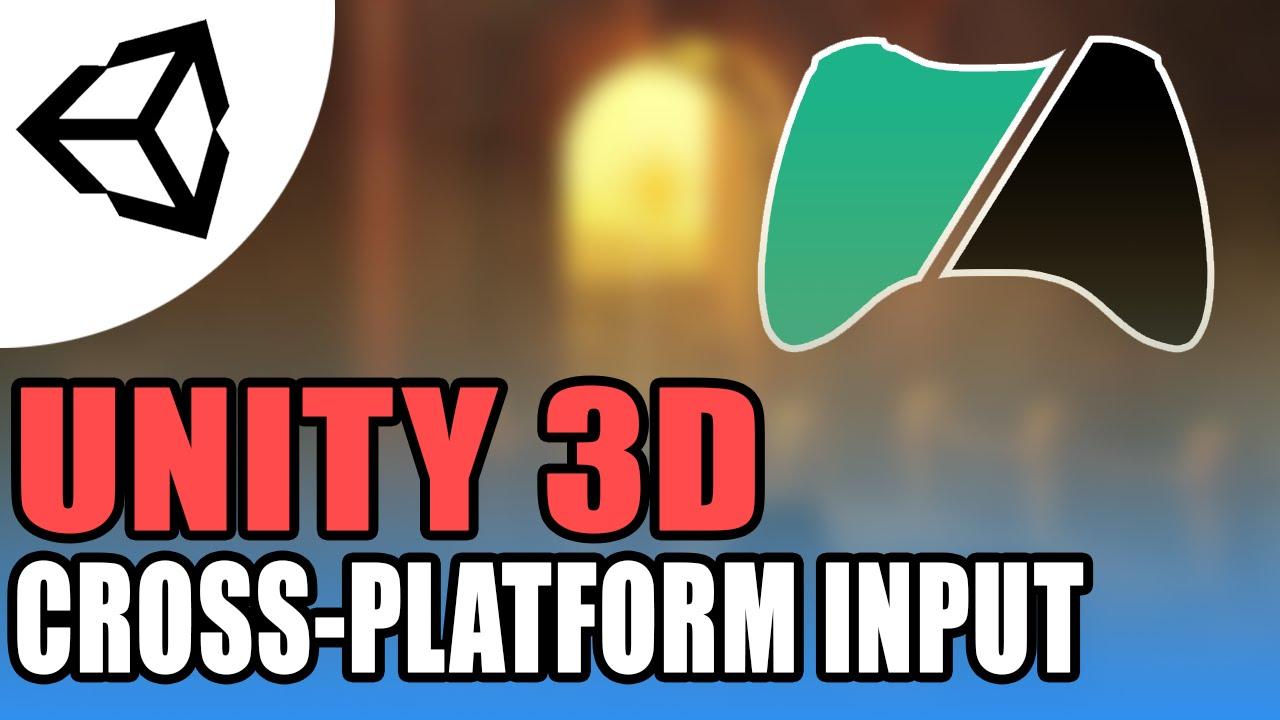 Unity 5 Cross-platform input (Incontrol) - Unity 3D[Tutorial][C#]