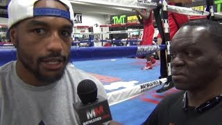 Gennady Golovkin vs. Dominic Wade predictions from the Mayweather Boxing Club