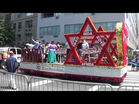 Salute To Israel Day Parade Part XIII -- On Sunday May 31, 2015