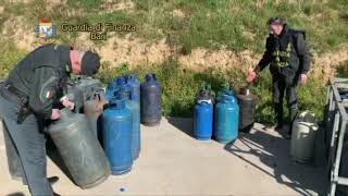 Operazione Fuga di gas