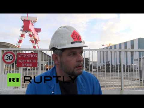 France: Workers blame Hollande for Mistral delivery failure