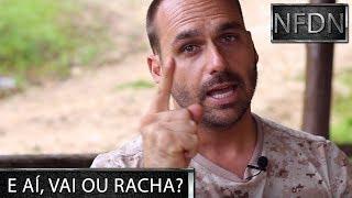 Decreto sobre armas: Entrevista com Eduardo Bolsonaro - NFDN Ep.47