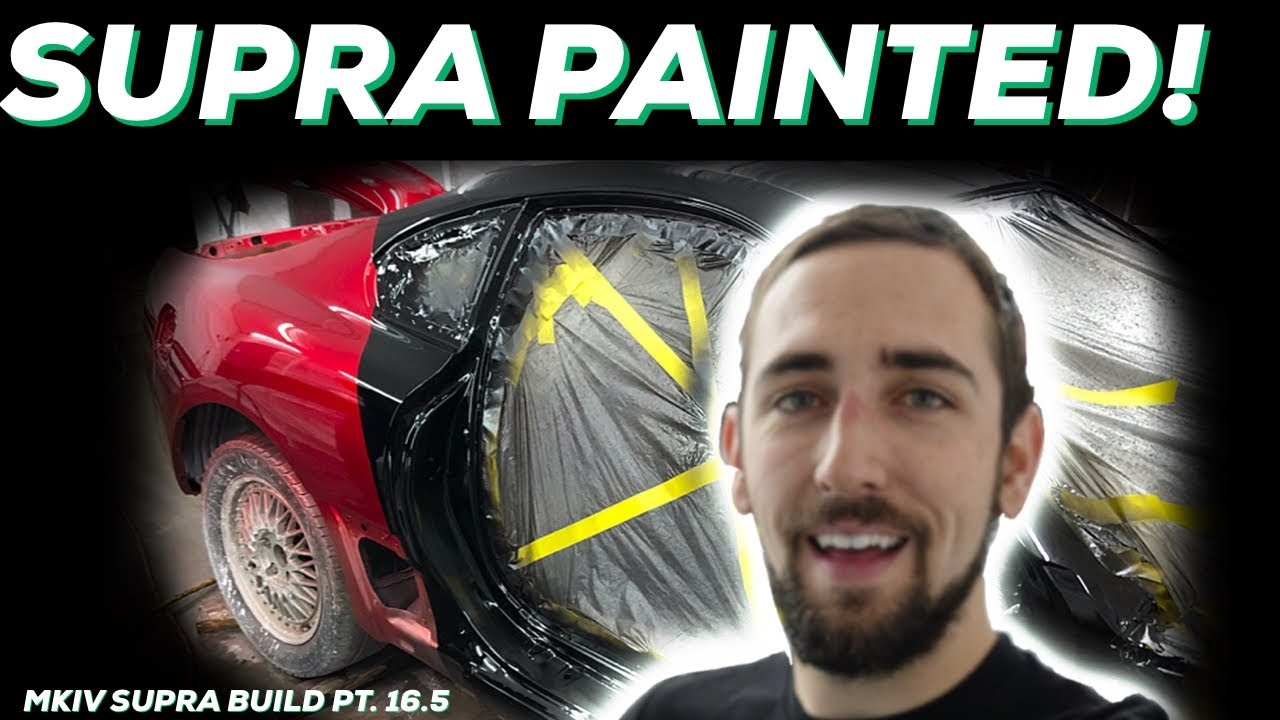 Pt 16 5 Mkiv Supra Build It S Painted Motionautotv