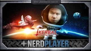 Kerbal Space Program - O Resgate do Astronauta Jebediah   Nerdplayer 188