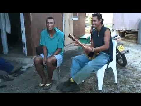 cook island Funny song