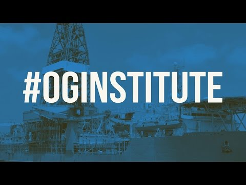 Introducing The Oil and Gas Institute