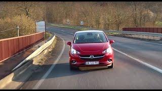 Essai Opel Corsa 2015