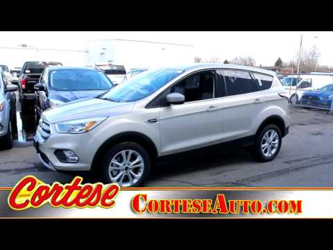2017 FORD ESCAPE SE 4X4 Fairport, NY | 2017 Ford Escape Fairport, NY