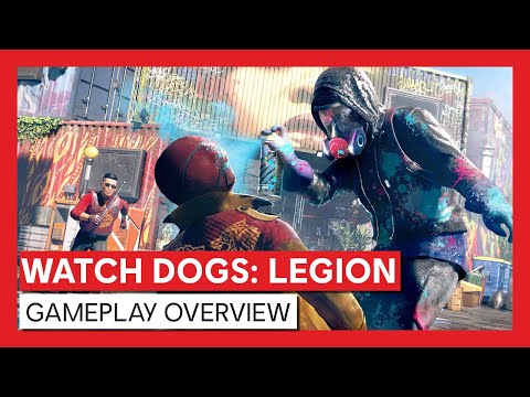 Watch Dogs: Legion - Gameplay Overview Trailer