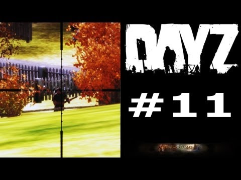 "Dayz Chernarus - Life 5 - Hour 5: ""Nocturnal Scavenging"""