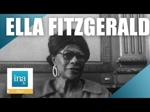 Ella Fitzgerald à Nice en 1972 | Archive INA