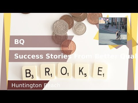 BQ Testimonial|Secured Cards|Huntington Beach California|Credit Counseling