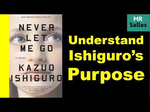 Grade 9 Analysis of the End of Never Let Me Go, by Kazuo Ishiguro