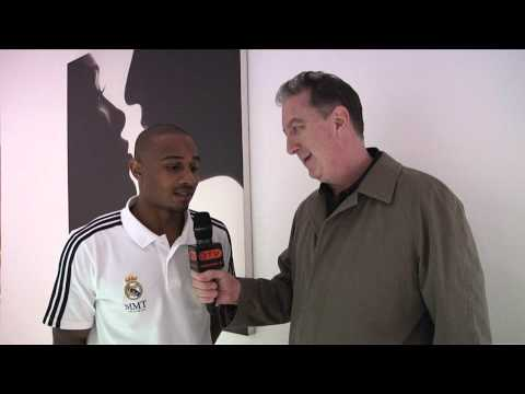 Arrival Interview: Dontaye Draper, Real Madrid