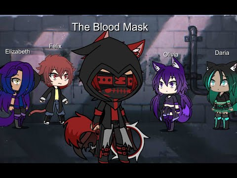 The Blood Mask/