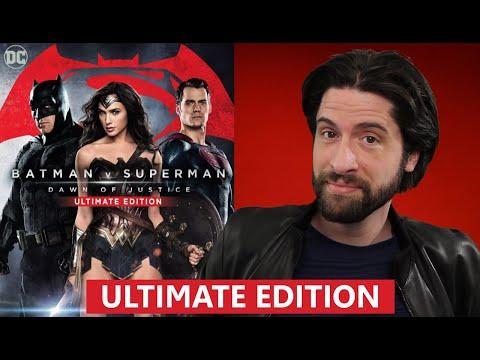Batman v Superman: Ultimate Edition - Movie Review