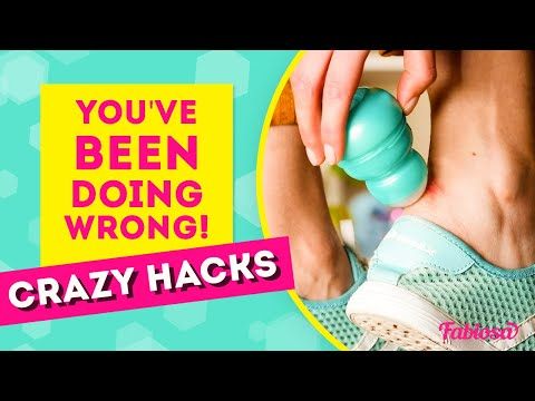 CRAZY HACKS FOR THINGS YOU'VE BEEN DOING WRONG - 동영상