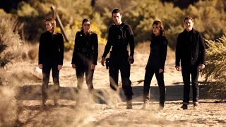 Marvel's Agents of S.H.I.E.L.D Season 1 - out now on Blu-ray and DVD