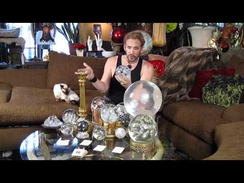 Scrying ~ with Master Psychic Daniel Akner