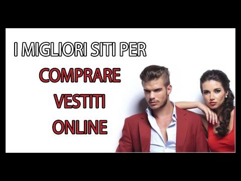 san francisco 5895e 4eb59 I Migliori Siti Per Comprare Vestiti Online