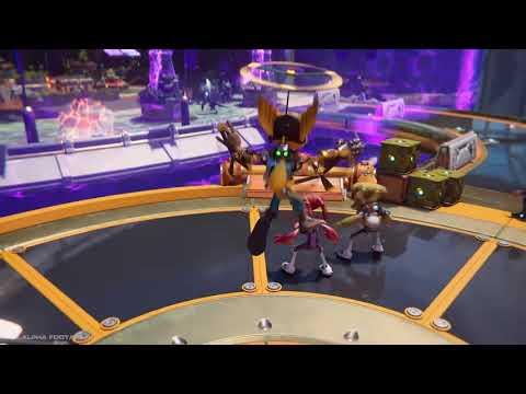 (PS5) Ratchet & Clank: Rift Apart - Gameplay [1080p HD]