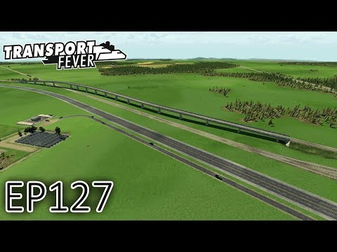 Transport Fever Gameplay | Railway Bridges | The Great Lakes | S2 #127