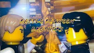 """Ninjago: """"Battle Between Brothers."""" 500 Subscribers Special"""