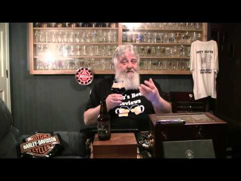 Beer Review # 1634 Lagunitas Brewing Night Time Black IPA