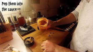 Mango & Habanero Sauce Recipe