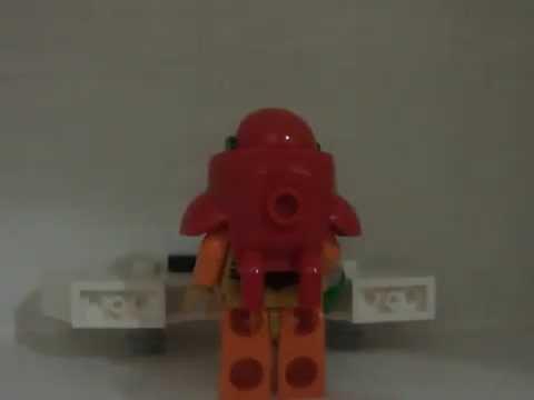 LEGO:Metroid Evolution Ep.1 Body Spores - YouTube