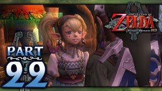 The Legend of Zelda: Twilight Princess HD - Part 22 - Princess of Bugs