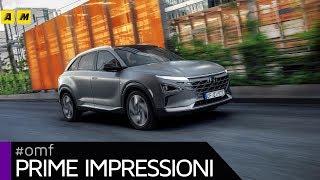 Hyundai Nexo | Il futuro a idrogeno dei SUV è già qui e funziona bene