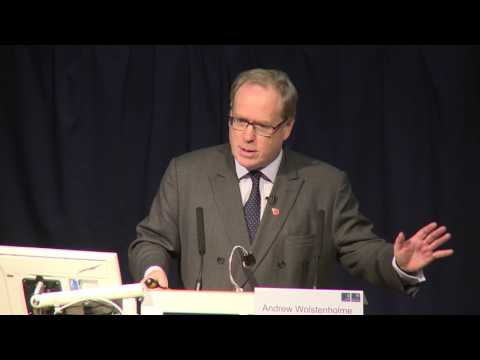 MPM Conference 2016: Andrew Wolstenholme OBE: Crossrail and Project Management