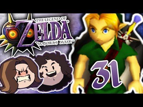 Zelda Majora's Mask: Bunny Mask - PART 31 - Game Grumps