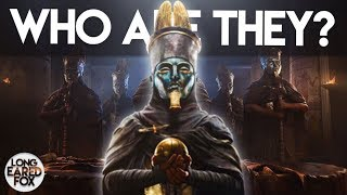 Assassin's Creed Origins | WHO ARE The Order of the Ancients? - My Personal Theories + Thoughts