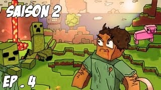 Minecraft Survie | Saison 2 Ep.4 | Action OxorMan ! [HD] [Fr]
