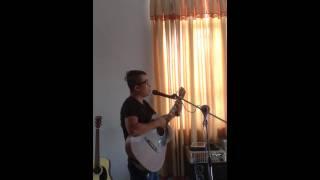 Nhớ Về Em - Jimmy Nguyễn - Guitar Cover (Disco version)