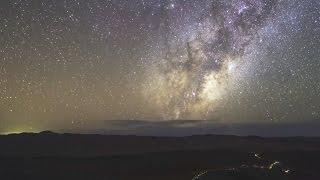 Hur uppstod Vintergatan?